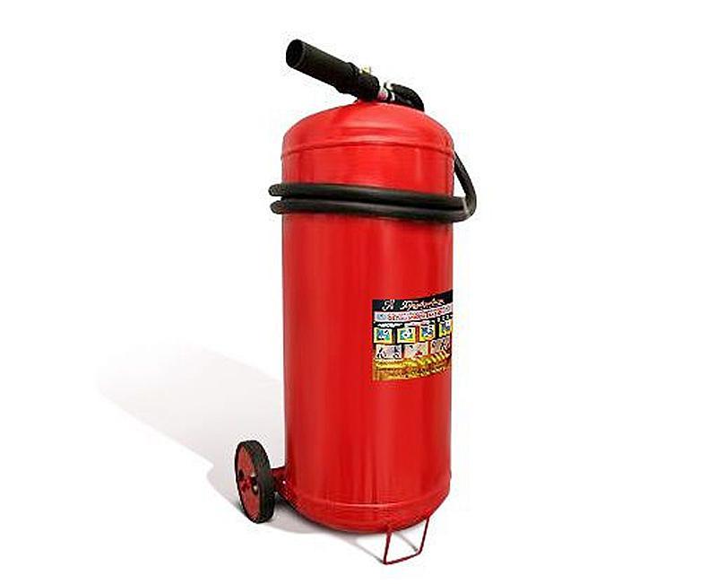 Огнетушитель ОВП-100 (морозостойкий, передвижной)