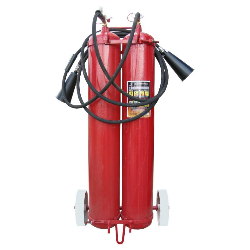 Огнетушитель углекислотный ОУ-15 (передвижной)