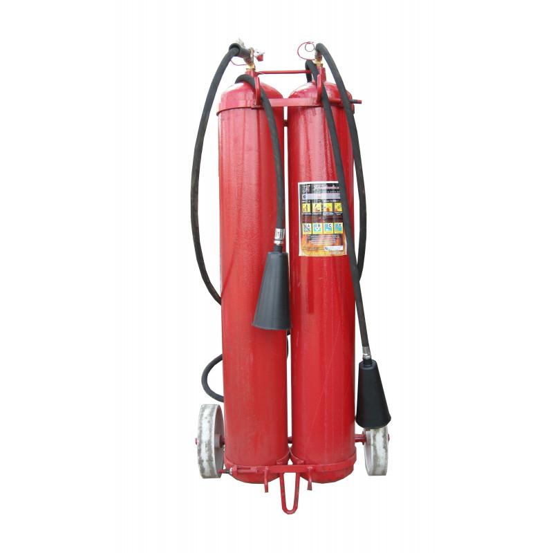 Огнетушитель углекислотный ОУ-20 (передвижной)