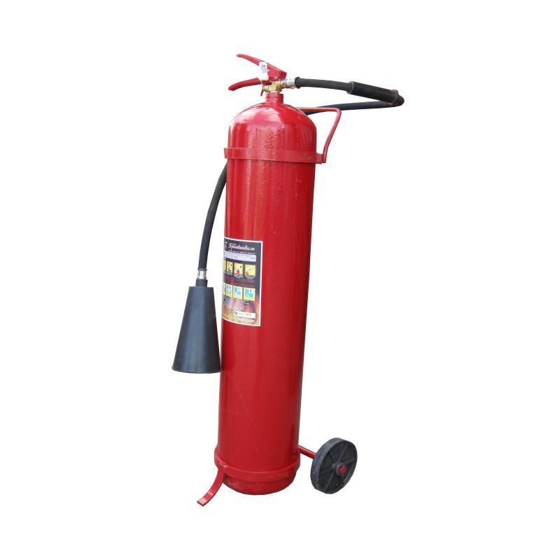 Огнетушитель углекислотный ОУ-25 (передвижной)