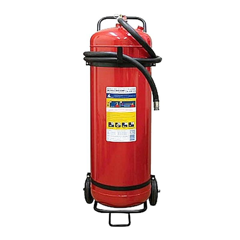 Огнетушитель порошковый ОП-100 (передвижной)