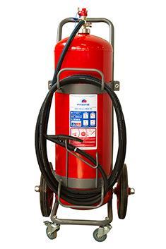 Огнетушитель ОВЭ-50 (передвижной)