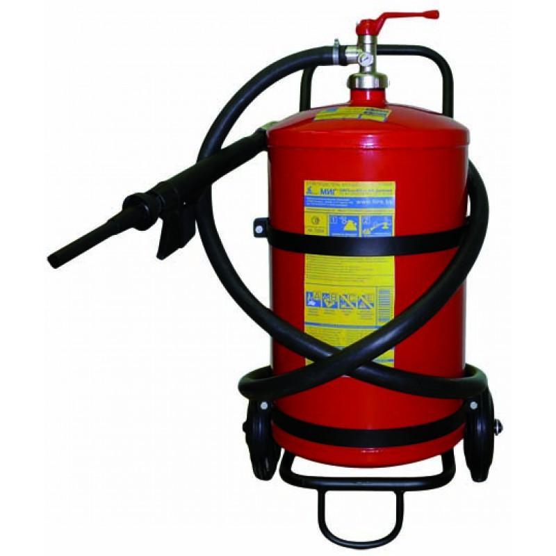 Огнетушитель ОВП-40 (морозостойкий, передвижной)