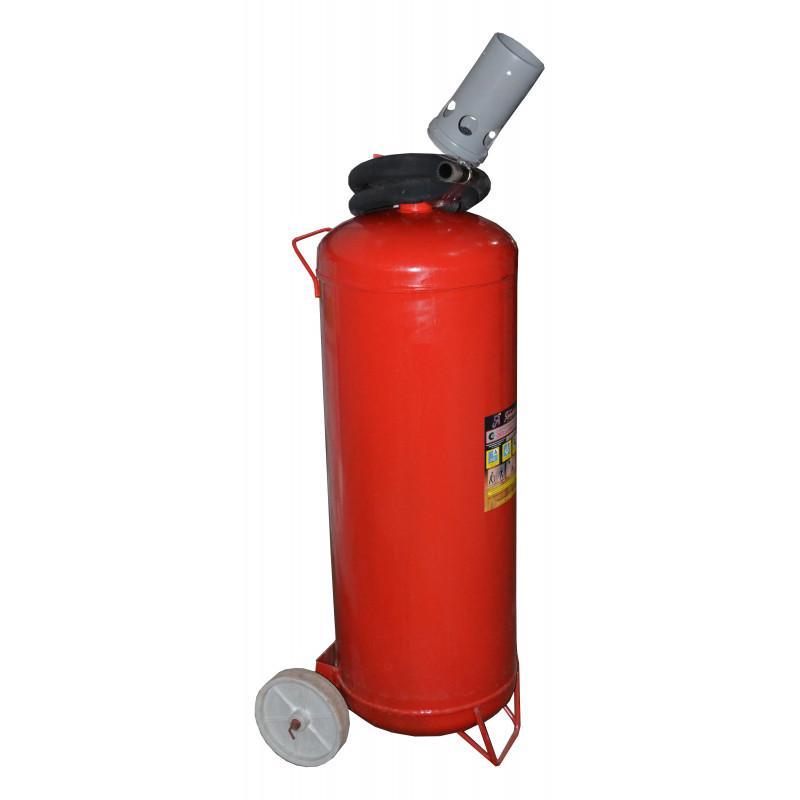 Огнетушитель ОВП-80 (морозостойкий, передвижной)