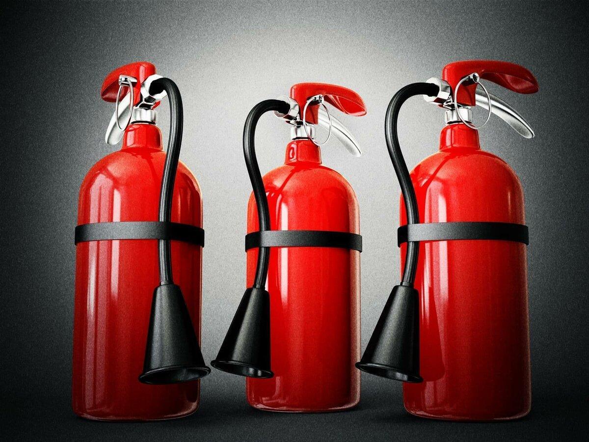 какой огнетушитель лучше для дома